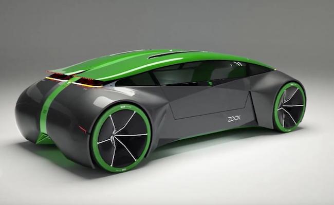 Photo de Zoox, 200 millions de dollars pour doubler les constructeurs automobiles sur la voiture autonome