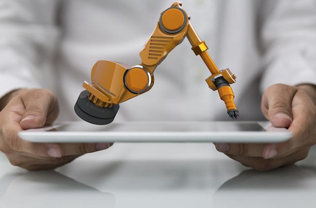 Photo de 5 secteurs impactés en premier par l'automatisation du travail
