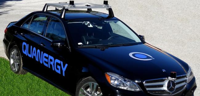 Photo de Quanergy Systems, 90 millions de dollars pour déployer ses capteurs dans les voitures autonomes