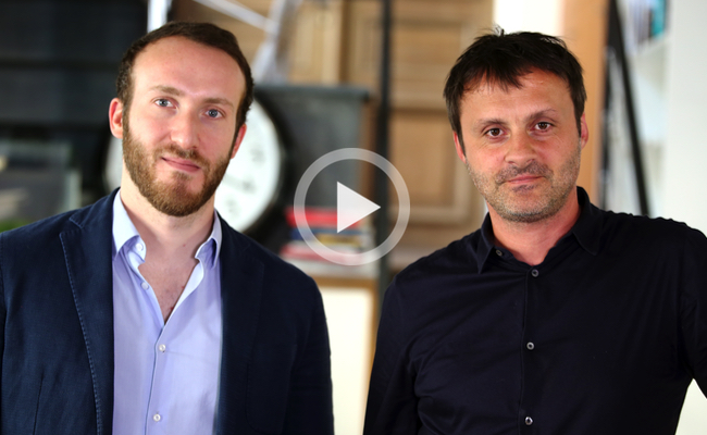 Photo de Le Débrief de la semaine «Spécial Été», avec Benjamin Chemla (Stuart) et Thierry Petit (Showroomprivé)