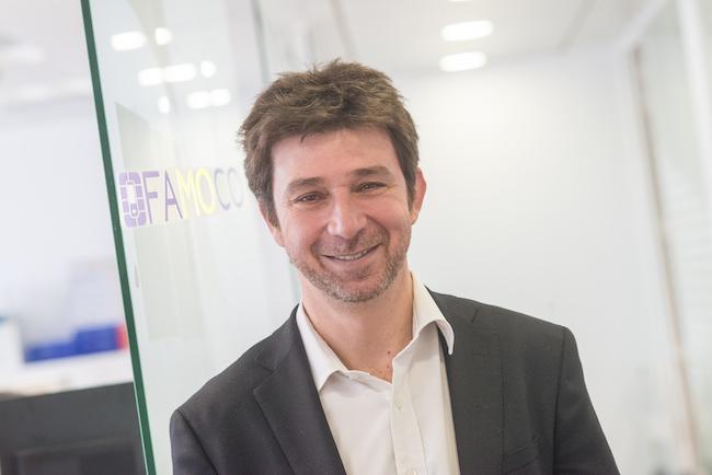 Photo de Le Français Famoco veut devenir le champion mondial des terminaux Android professionnels
