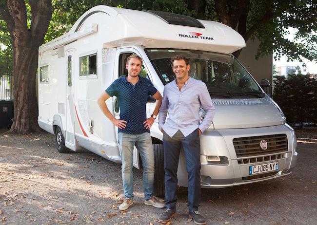 Photo de Location de camping-cars: les Bordelais de Yescapa lèvent 3 millions d'euros pour rester dans la course