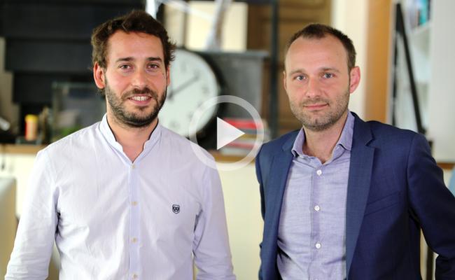 Photo de Le Débrief de la semaine avec Arnaud Burgot (Ulule) et David Lebée (Dayuse.com)
