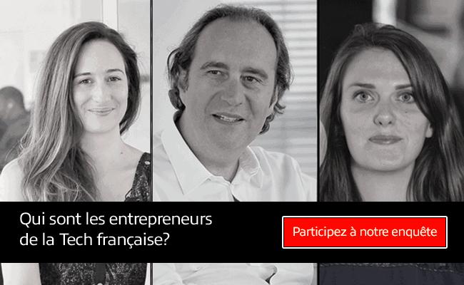 Photo de Entrepreneurs de la Tech française, participez à notre enquête