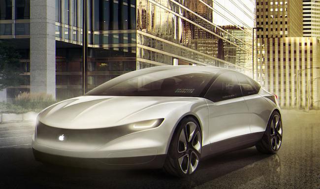 Photo de Le projet de l'Apple Car est en panne