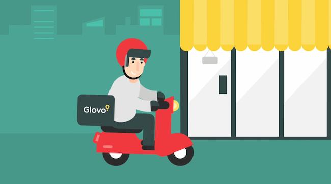 Photo de Glovo lève 5 millions d'euros pour livrer vos courses en une heure