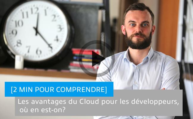 Photo de Les avantages du Cloud pour les développeurs, où en est-on?
