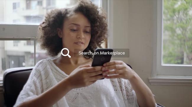 Photo de «Marketplace», LeBonCoin version Facebook