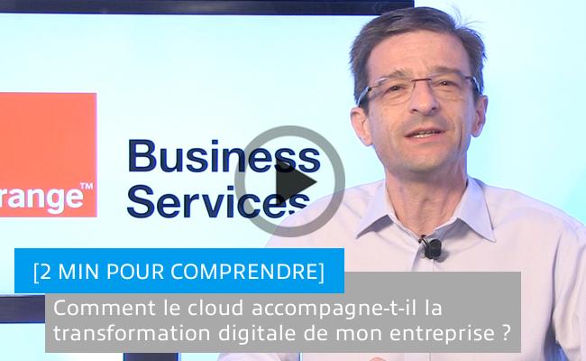 Photo de Comment le cloud accompagne-t-il la transformation digitale de mon entreprise ?