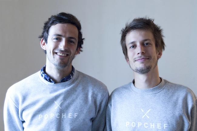 Photo de PopChef lève 2 millions pour remporter la bataille des petits plats en Île-de-France