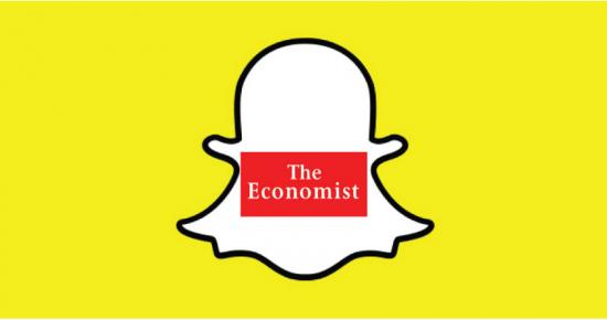 Snapchat The Economist