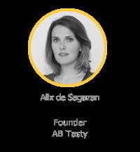 Speaker Mailing Alix de Sagazan