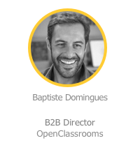 Speaker Mailing Baptiste Domingues