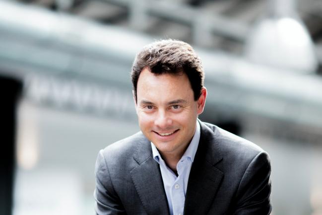 Photo de Olivier Brisac (Co.Builders): «Une présence à Londres est une évidence pour nos start-up»