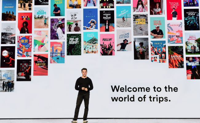 Brian Chesky - CEO Airbnb