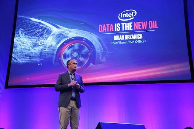Photo de Intel va investir 250 millions de dollars dans la voiture sans chauffeur