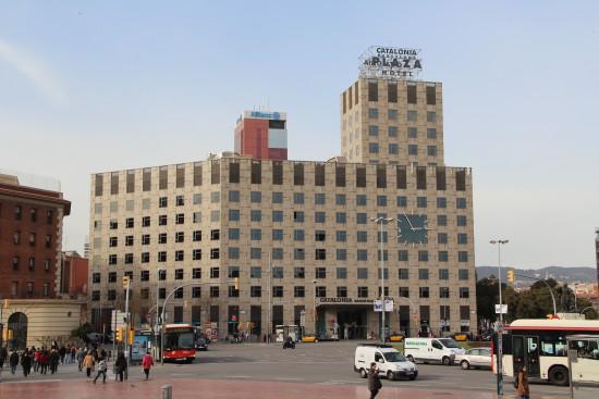 Catalonia Barcelona Plaza Hotel