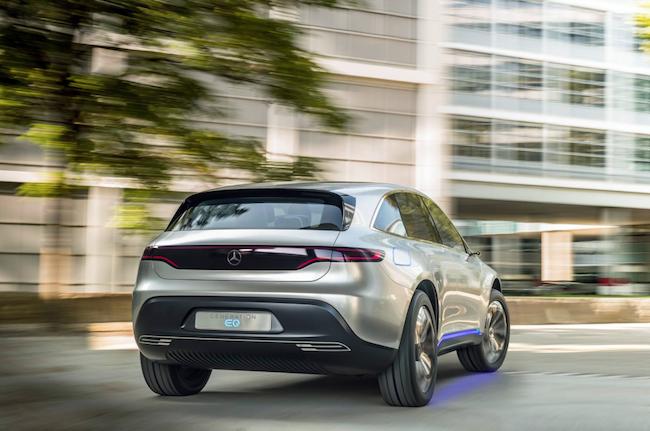 Photo de Daimler, 10 milliards d'euros pour 10 modèles électriques à l'horizon 2025