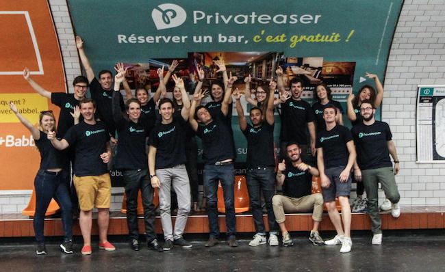 Photo de Privateaser lève 3 millions d'euros pour s'étendre en Europe