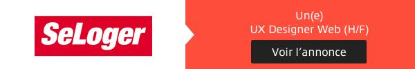 Se loger - UX Designer Web (H_F) -bannière