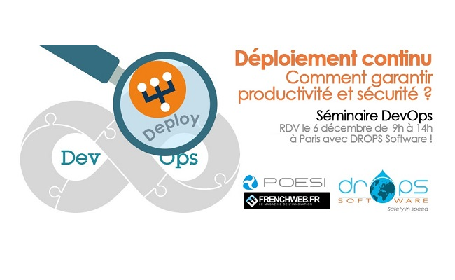 Photo de Séminaire DevOps