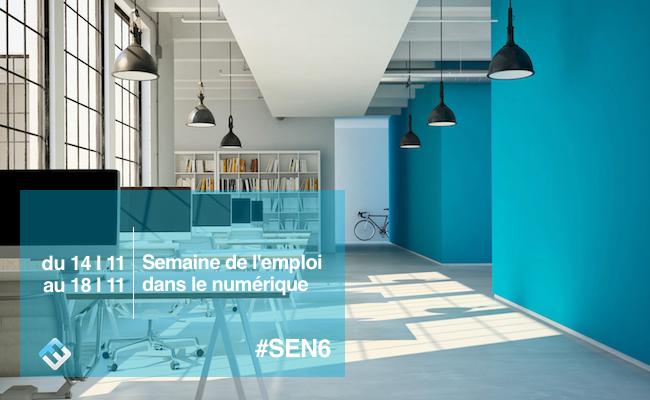 Photo de [SEN#6] Le classement des Entreprises de Services du Numérique (ESN, ex SSII) qui vont recruter début 2017