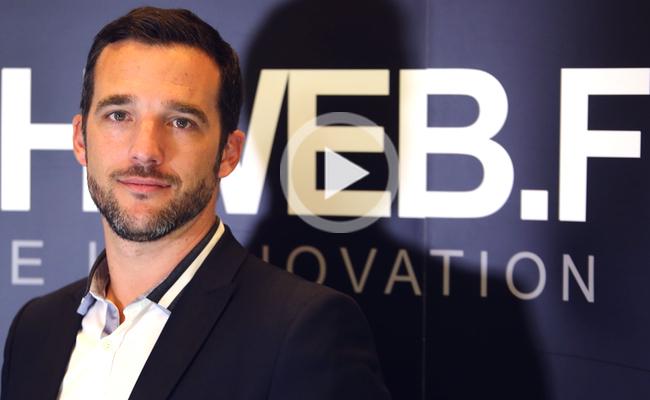 Photo de Sébastien Noël (Yahoo France): «Le native advertising représente environ 50% des revenus de la régie»
