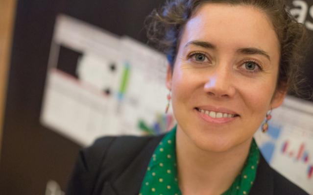 Photo de Rachel Delacour (Zendesk Explore): «Pour les start-up, les diplômes ne sont pas un élément déterminant pour embaucher»