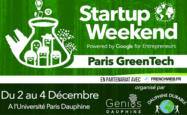 Photo de Startup Weekend GreenTech Paris