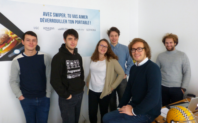 Photo de [Les start-up de la semaine] Sköp, Anona, Swiper…