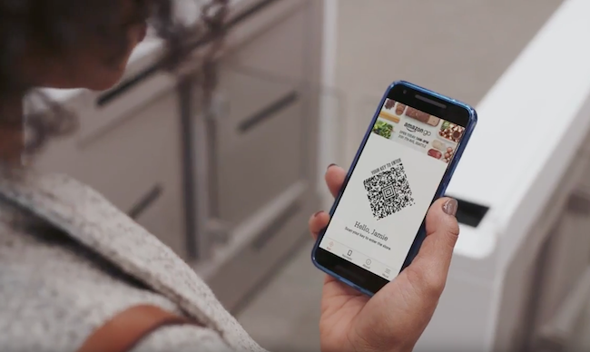 Photo de Amazon Go + Mensquare + Yoann Jaffré = INSIDERS