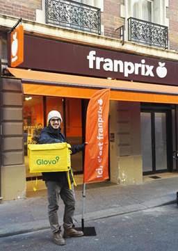 Franprix - Glovo