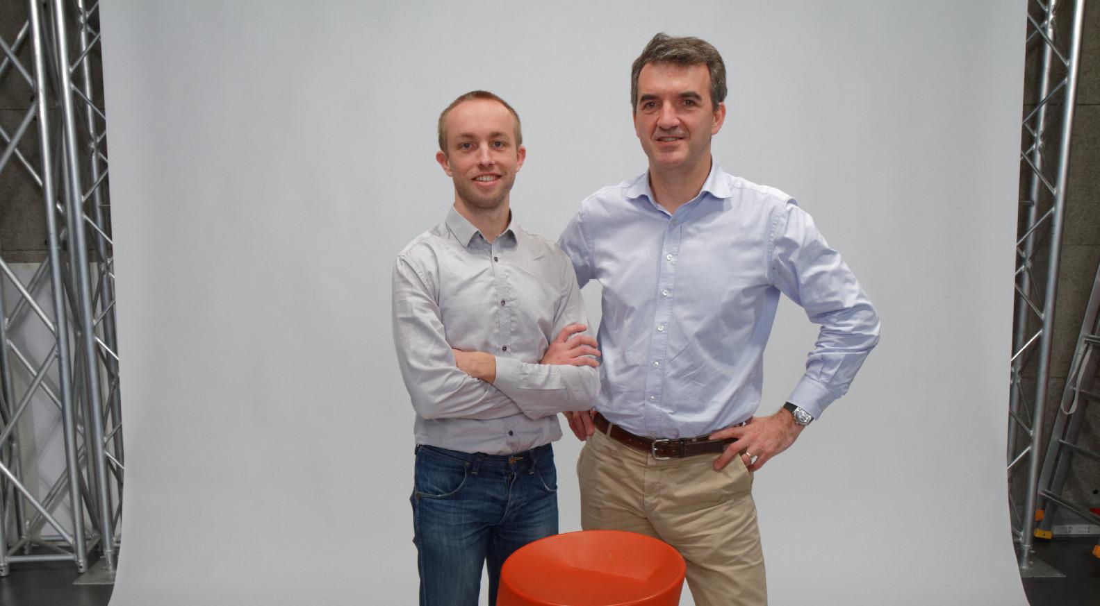 Photo de Les Lillois de Jooxter lèvent 1 million d'euros pour connecter l'espace de travail