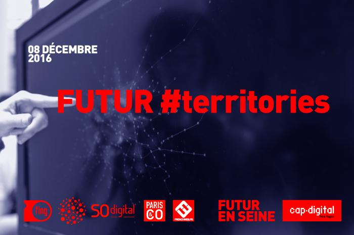 Photo de Futur #Territories: Un rendez-vous pour explorer le futur des villes et territoires intelligents