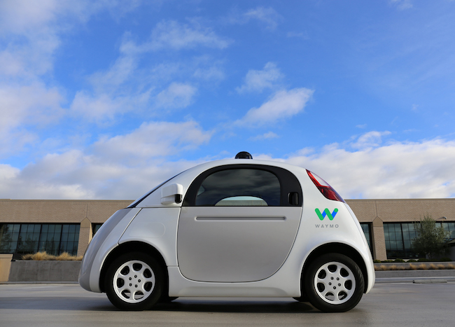 Photo de Amazon + Waymo + Claire Tanguy (ex-Leo Burnett) = INSIDERS