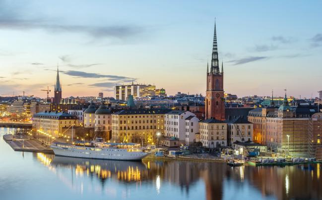 Photo de [Tour du monde] Les BA à Stockholm sont très généreux