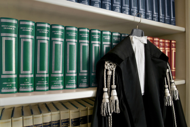 Photo de Léonard Sellem (DemanderJustice.com): «Les représentants de la profession d'avocat goûtent peu au savoir en libre accès»