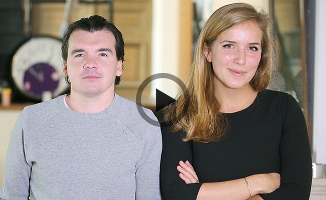 Photo de Le Débrief de la semaine «Spécial Média», avec Chloé Giard (Idinvest) et Romain Colin (Fubiz)