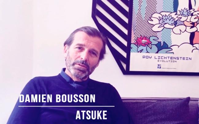 Photo de BeyondThePitch: Damien Bousson, CEO d'Atsuké