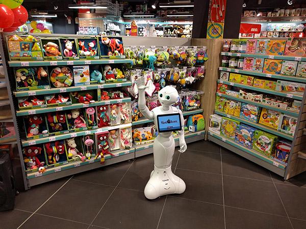 Photo de Ce n'est pas la mort du magasin physique, c'est la révolution de l'expérience client