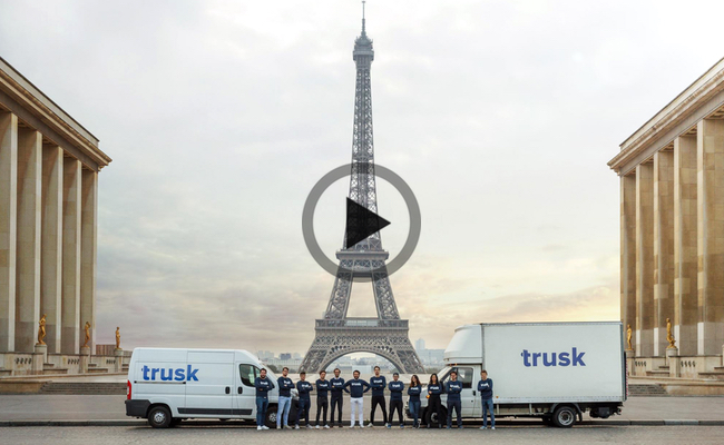 Photo de Trusk, à la conquête de Londres, boucle une deuxième levée de fonds de 2 millions d'euros