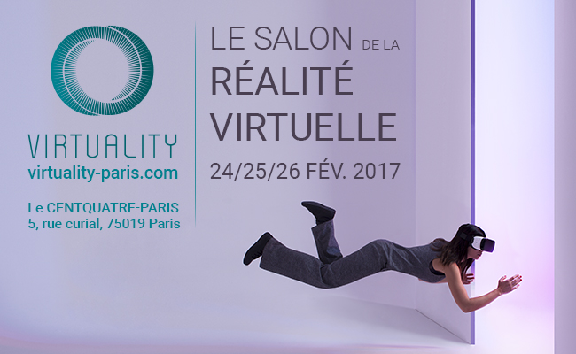 Photo de Virtuality, le salon de la réalité virtuelle