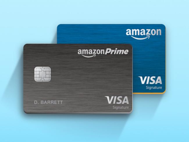 Photo de Amazon lance une carte Visa pour ses abonnés Prime