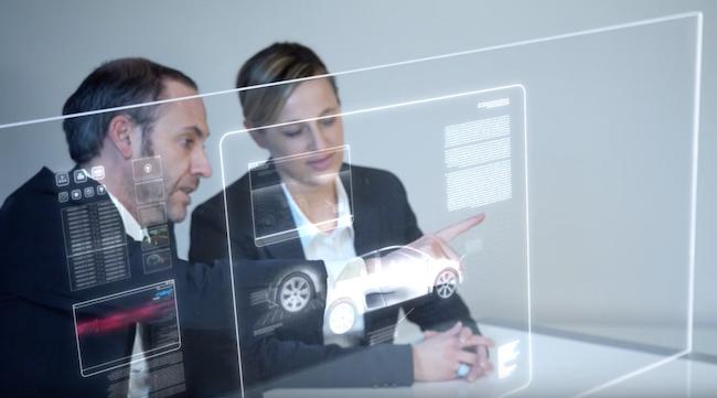 Photo de [CES 2017] Microsoft dévoile sa plateforme pour la voiture connectée