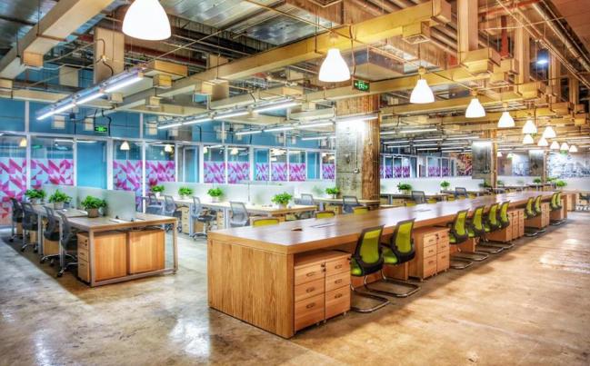 Photo de URWork, première licorne chinoise dans le coworking