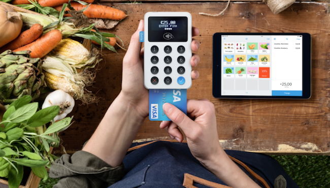 Photo de iZettle poursuit son ascension avec 130 millions d'euros levés en 2017