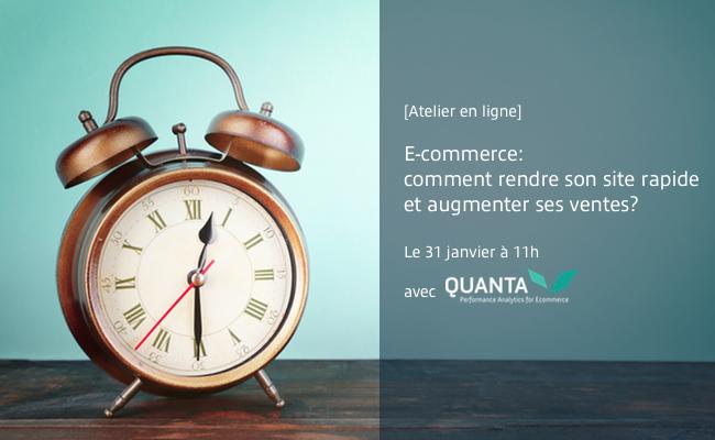 Photo de [Atelier en ligne] E-commerce: boostez les performances de votre site pour augmenter vos ventes