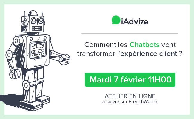 Photo de [Atelier en ligne] Comment les chatbots transforment la relation client