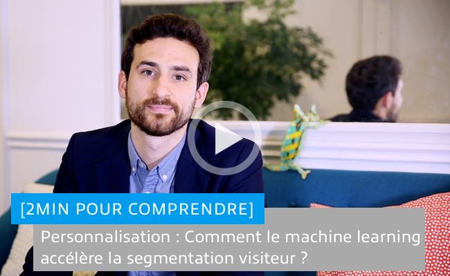Photo de [2min pour comprendre] Personnalisation : Comment le machine learning accélère la segmentation visiteur ?