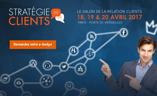 Photo de Stratégie Clients, le salon de la relation clients